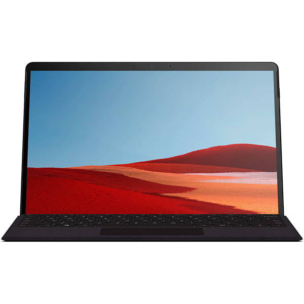 تبلت مایکروسافت مدل Surface Pro X LTE – D ظرفیت 512 گیگابایت به همراه کیبورد Black Type Cover