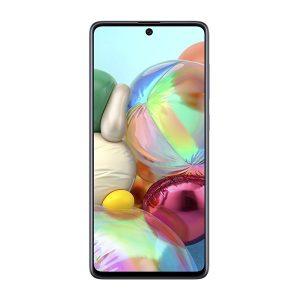 گوشی موبایل سامسونگ مدل Galaxy A71 دو سیم کارت ظرفیت 128 گیگابایت همراه با رم 8 گیگابایت