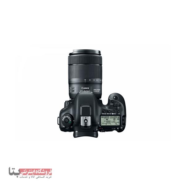 دوربین دیجیتال کانن مدل EOS 7D Mark II به همراه لنز 18-135 میلی متر IS USM