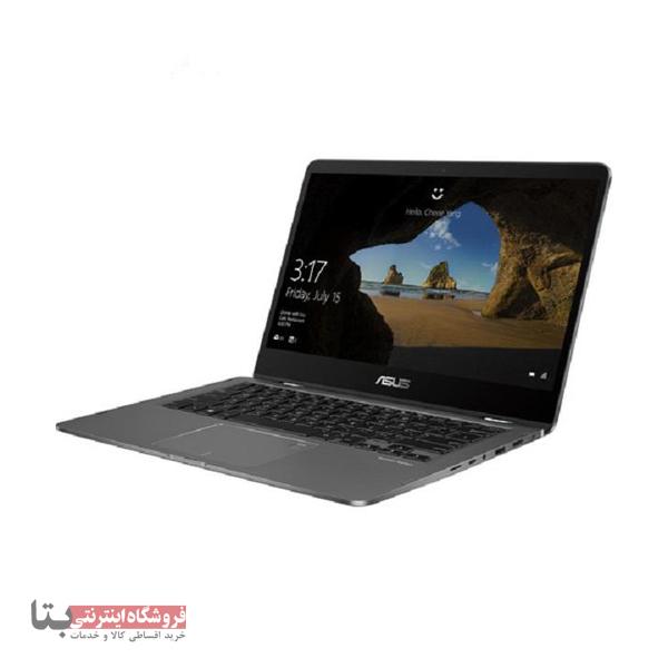 لپ تاپ 14 اینچی ایسوس مدل Zenbook Flip UX461FN - B
