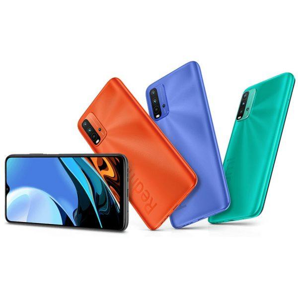 گوشی موبایل شیائومی مدل redmi 9T M2010J19SG-ظرفیت 128 گیگابایت-رم 4 گیگابایت