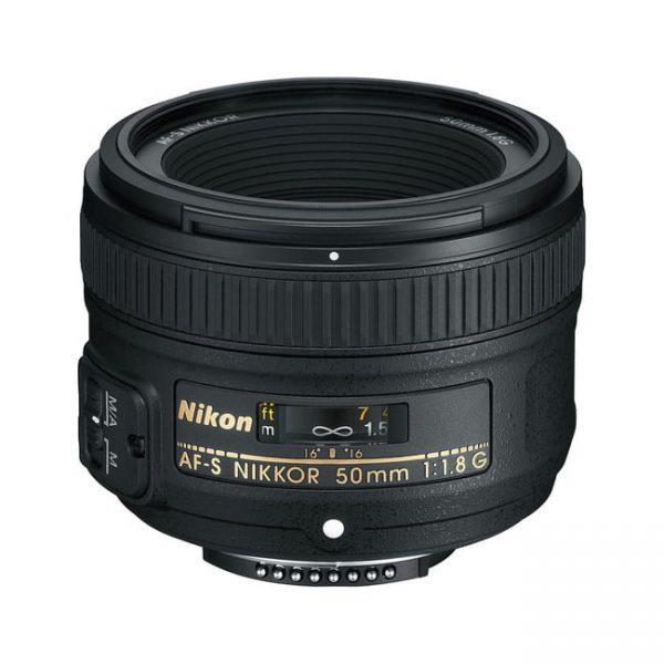 لنز نیکون Nikon AF-S NIKKOR 50mm f/1.8G