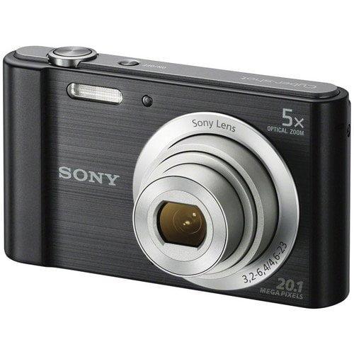 دوربین دیجیتال سونی Cyber-shot DSC-W800 به همراه کیف کامپکت