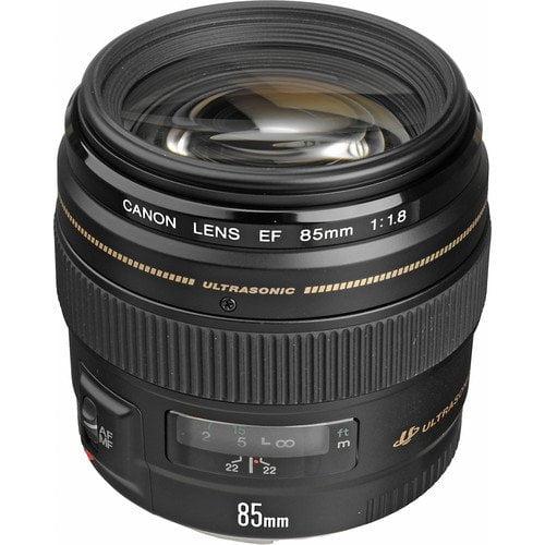 لنز کانن مدل Canon EF 85mm f/1.8 USM