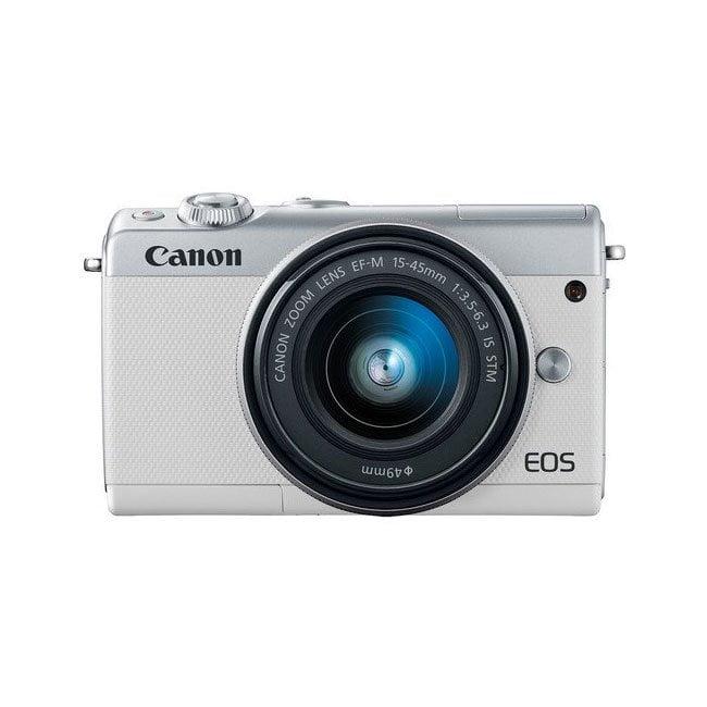 دوربین عکاسی بدون آینه کانن M100 فقط بدنه