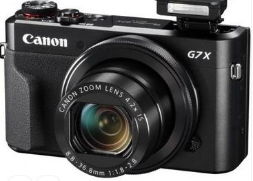 دوربین دیجیتال کانن G7X Mark II