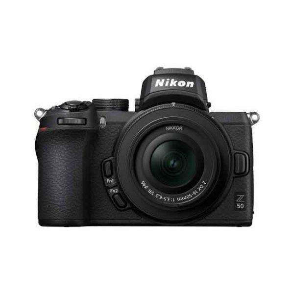 دوربین دیجیتال نیکون Z50 با لنز 16-50 میلی متر