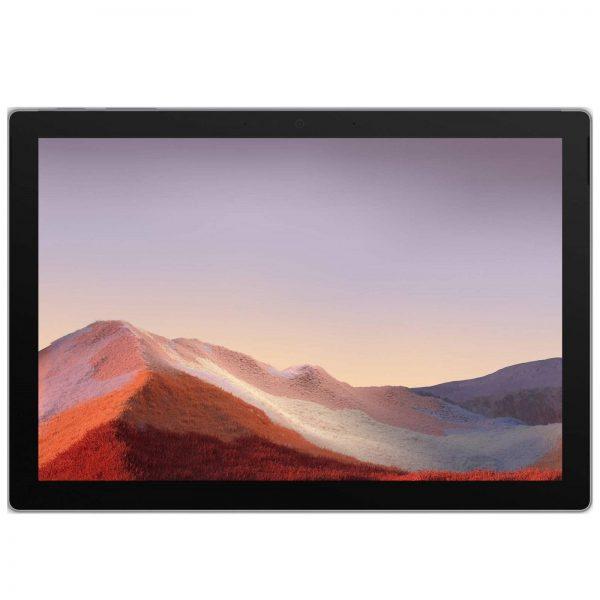تبلت مایکروسافت Surface pro 7 2019 ظرفیت 128 گیگابایت-(نقره ای)