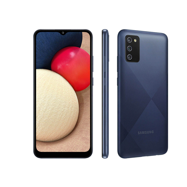 گوشی موبایل سامسونگ مدل Galaxy A02s SM-A025F/DS دو سیم کارت(ظرفیت 32 گیگابایت)