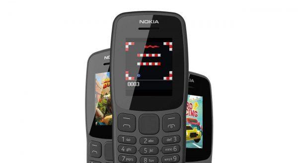 گوشی موبایل نوکیا مدل 2018 106 دو سیم کارت