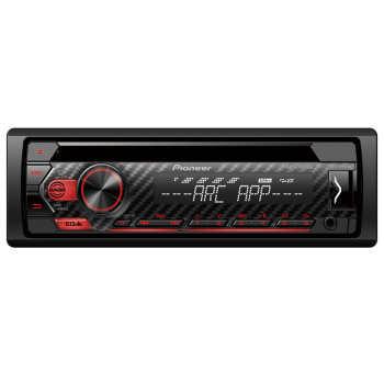 پخش کننده خودرو پایونیر مدل MVH-S125UI