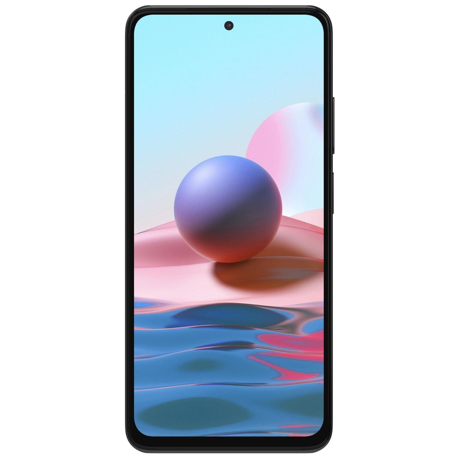 گوشی موبایل شیائومی مدل Redmi Note 10 M2101K7AG دو سیم کارت ظرفیت (64 گیگابایت) رم 4 گیگابایت