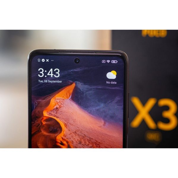 گوشی موبایل شیائومی مدل POCO X3 NFC M2007J20CG دو سیم کارت ظرفیت 64 گیگابایت و رم 6 گیگابایت
