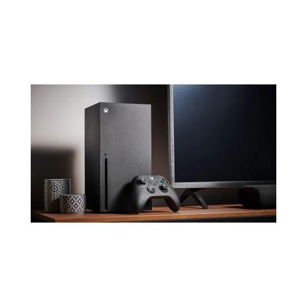 کنسول بازی مایکروسافت مدل XBOX SERIES X ظرفیت 1ترابایت